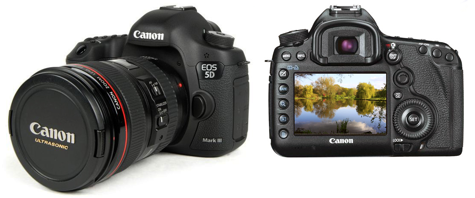 Canon 5D Mark3 Camera