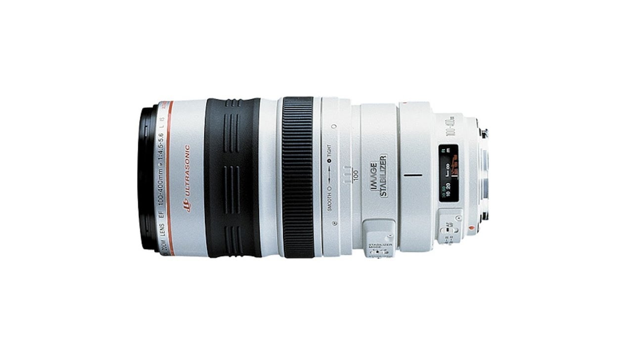 Canon 100-400mm f/4.5-5.6 IS II USM