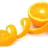 Sinaasappel pellen